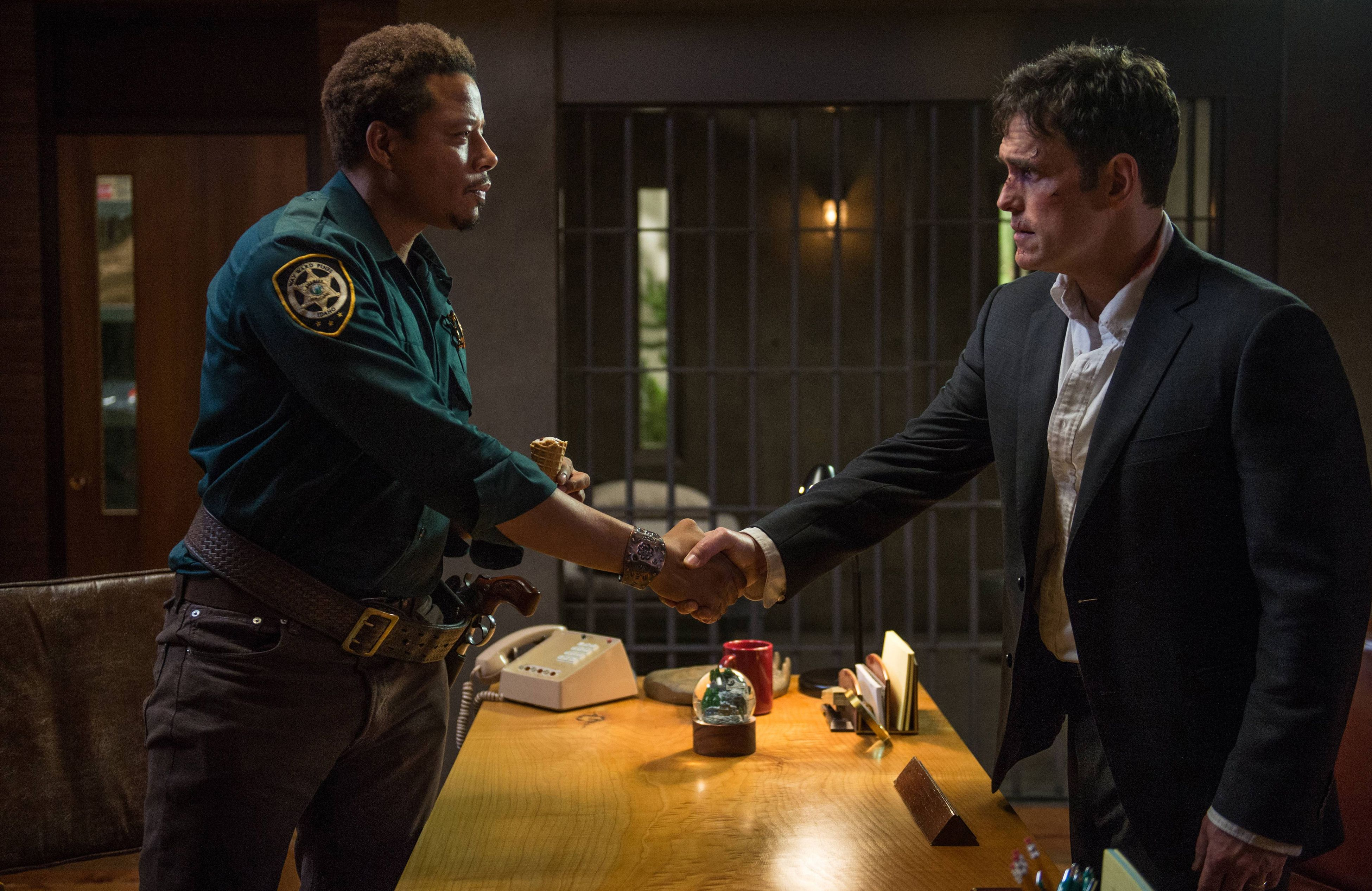 Wayward Pines (2014) Season 1 Promo