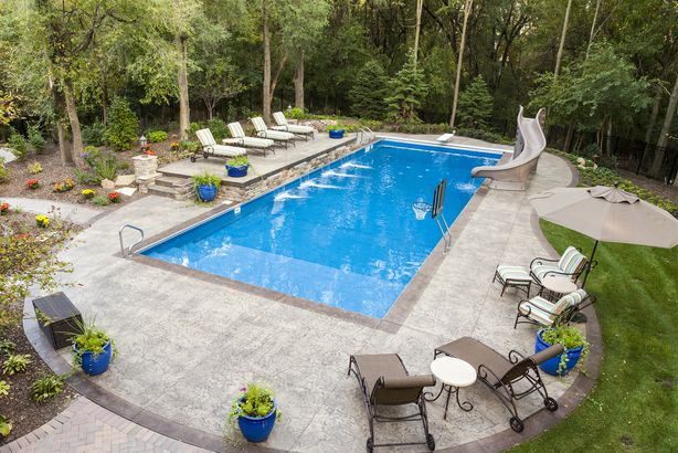 20 Reasons Not to Put in a Backyard Pool | Plants around ...