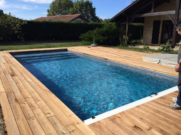 Cristalline Piscine Cristallinepisc Twitter In 2020 Pool Outdoor Decor Outdoor