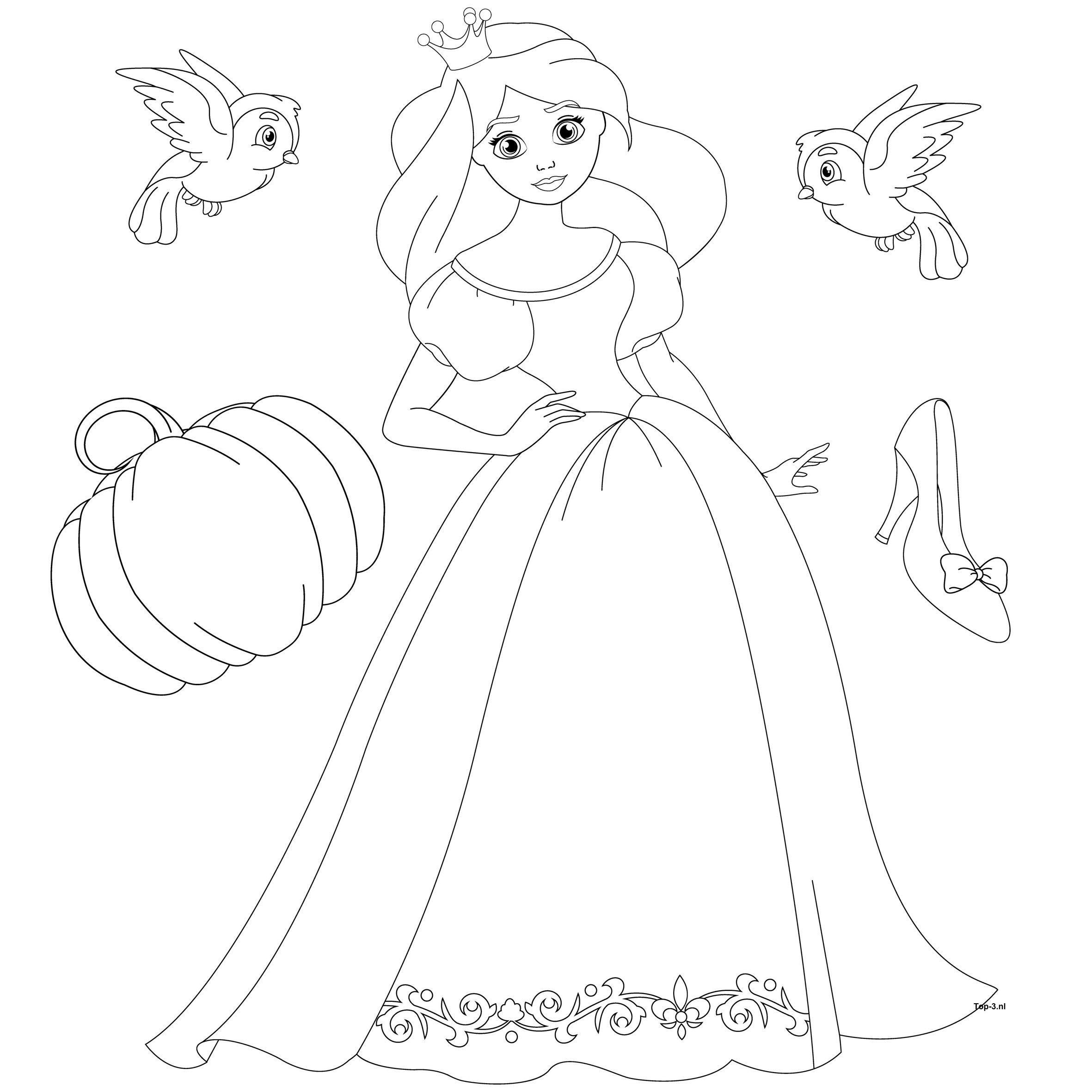 Kleurplaten Prinses Sprookjes Zeemeermin Top 3 Kado En Feesttips Boek Bladzijden Kleuren Sprookjes Kleurboek
