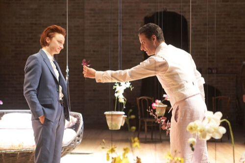 Orsino declares love at last to Viola