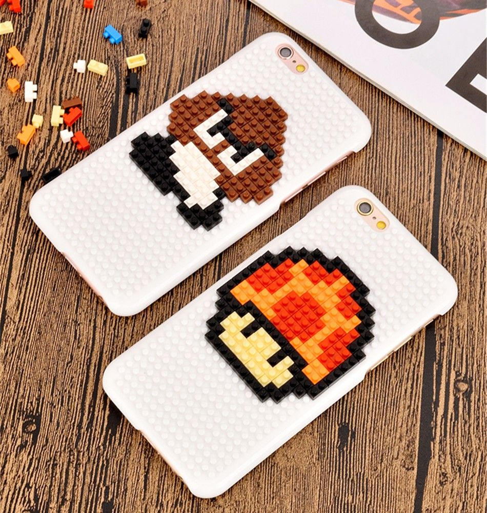 Lego iPhone Case DIY | KidsBaron