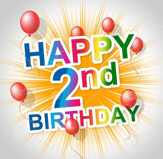 Pin On Happy 2nd Birthday