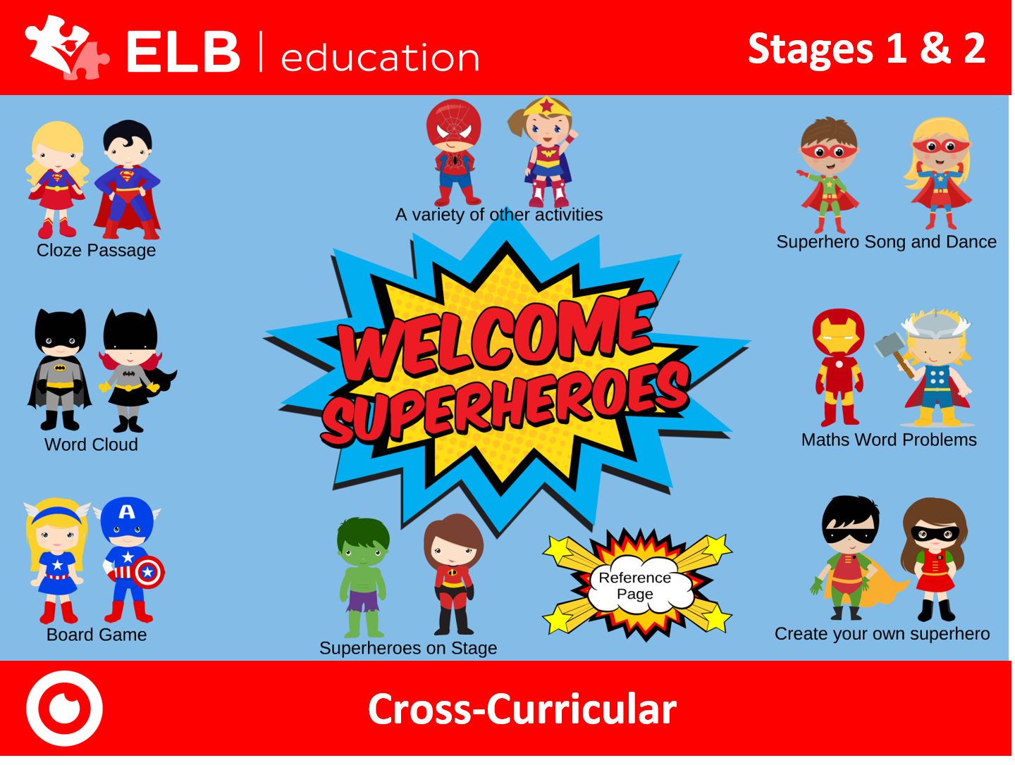 Have Any Super Heros In Your Class This Resource Has