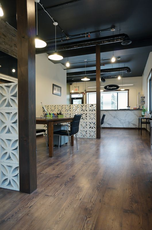 Canmore Family Eyecare By Hatch Interior Design With Images