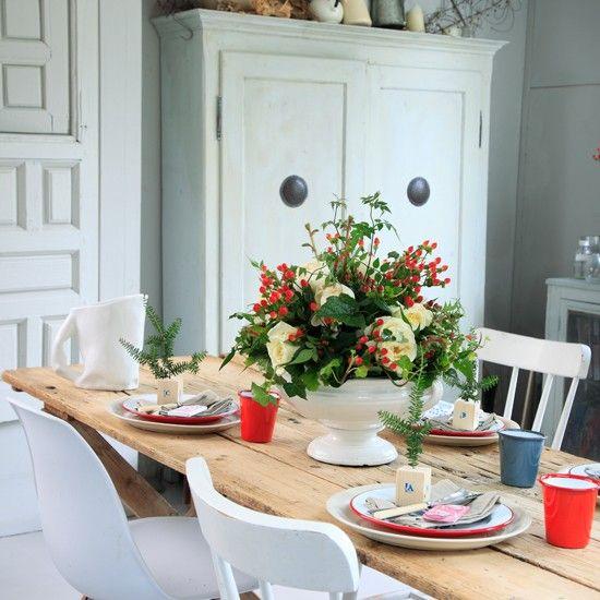 Wohnideen Country esszimmer wohnideen möbel dekoration decoration living idea