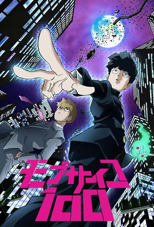 Mob Psycho 100, Poder Psíquico al Máximo Anime, Como