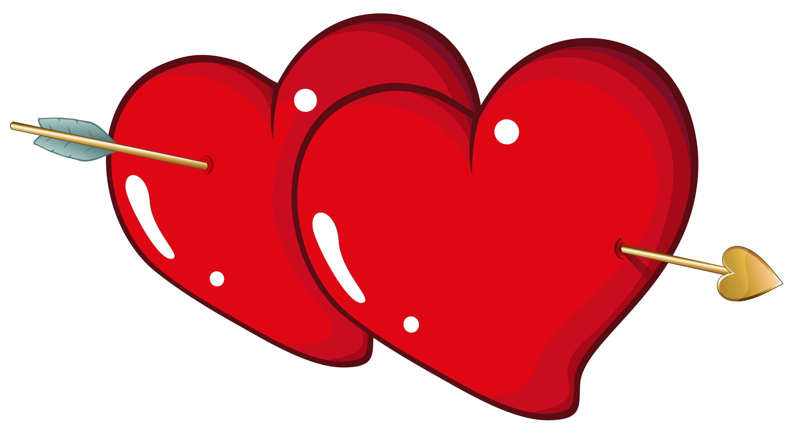 Check Out The Sticker I Made With Picsart Valentine Heart Heart With Arrow Heart Pictures