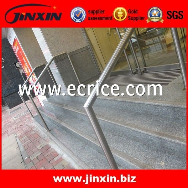 Stainless Steel Outdoor Stair Railing Banister (Type:Stair