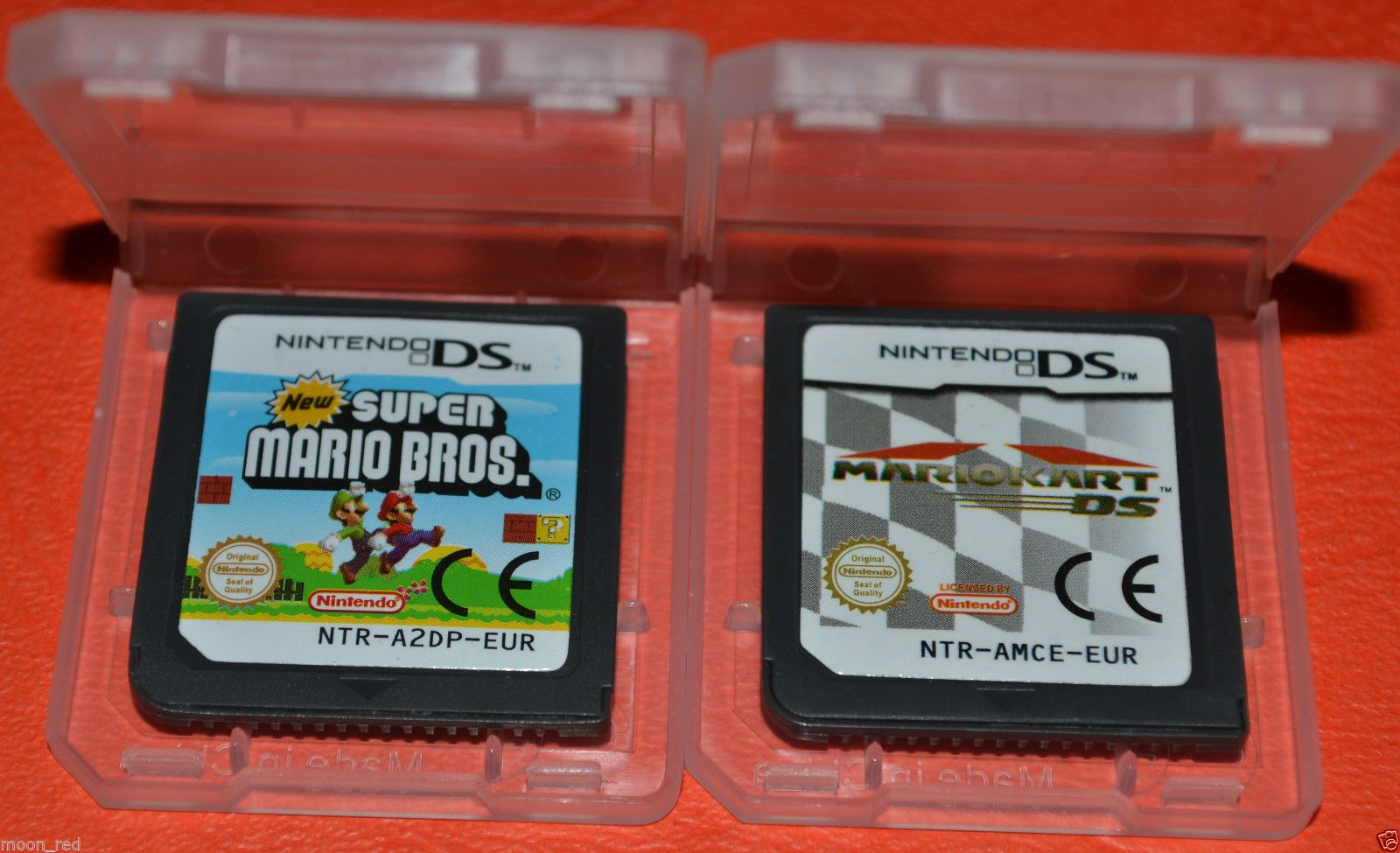 New Super Mario Bros Mario Kart For Nintendo Ds Dsi 3ds Dsl Game Cartridges View More On The Link Http Www Ze Nintendo Ds Ds Games Nintendo Ds Lite
