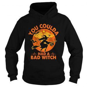 Halloween Costume Had A Bad Witch Broom Nurse Gift Idea TShirt #dentalassistant