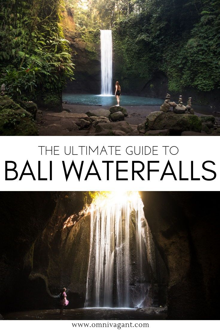 If there is one thing that should be on your Bali itinerary it is chasing waterfalls! From the Sekumpul Waterfall to magical waterfalls such as the Tukad Cepung Waterfall, Bali has it all! So what are you waiting for? Check which waterfalls you should put on your Bali things to do list! #Bali #Indonesia #ChasingWaterfalls