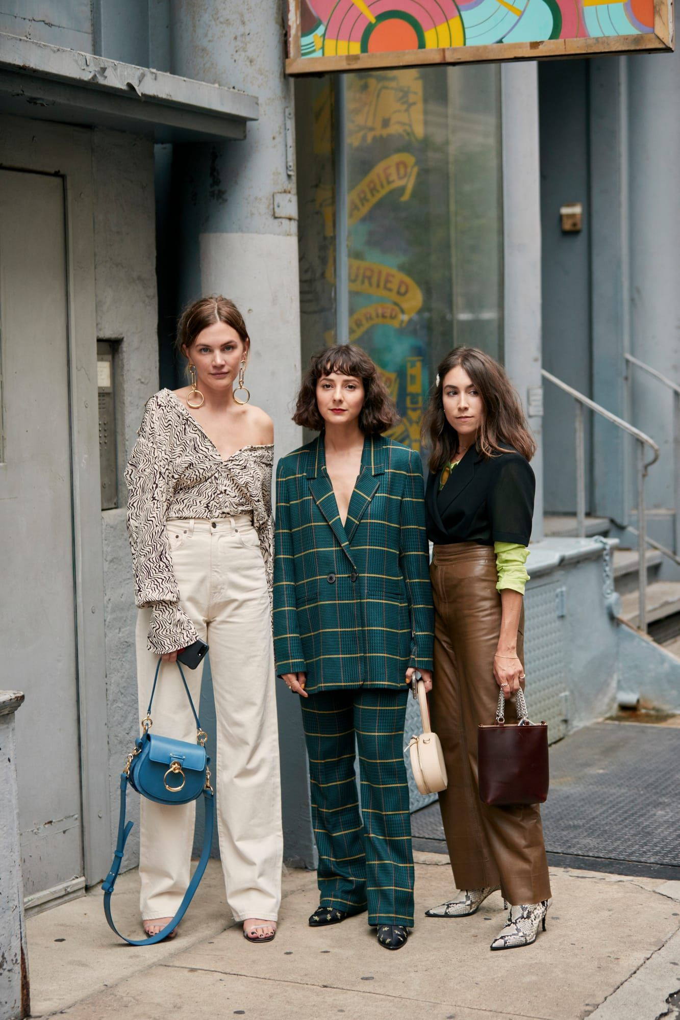 Leopard Print Was a Street Style Favorite on Day 2 of New York Fashion Week