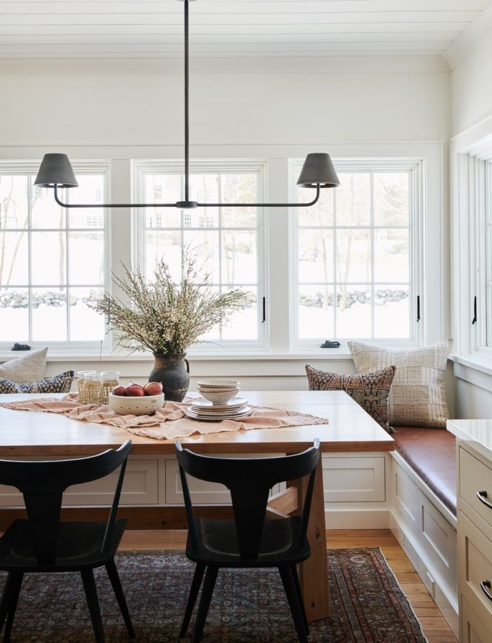 Take A Peek at this Sustainable Green Home That Doesn't Sacrifice Style | lark & linen