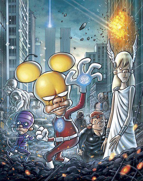 Rat-Man 96 – Battaglia Per La Terra!