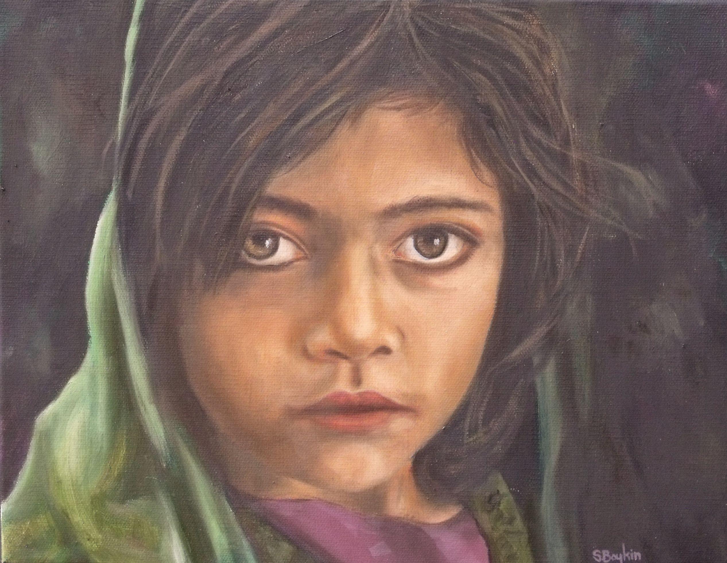The Armenian Girl by Steve Boykin