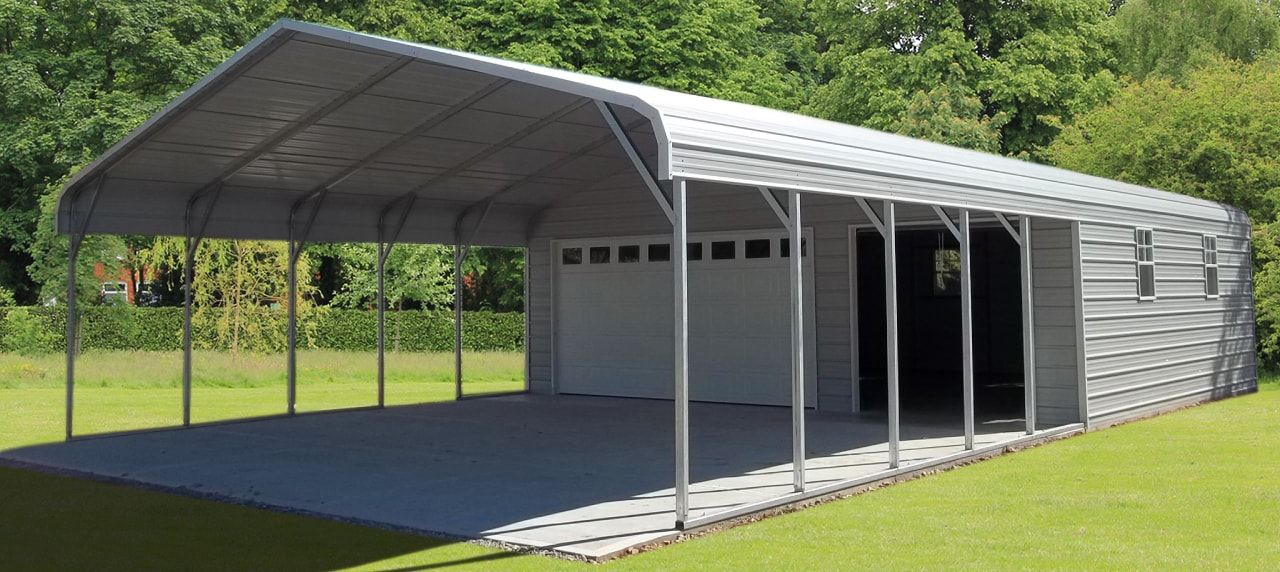 garagekit prices Garden shed kits, Shed kits, Steel sheds