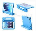 ipad mini case EVA blue back case cover with handle for ipad mini 1 2 3