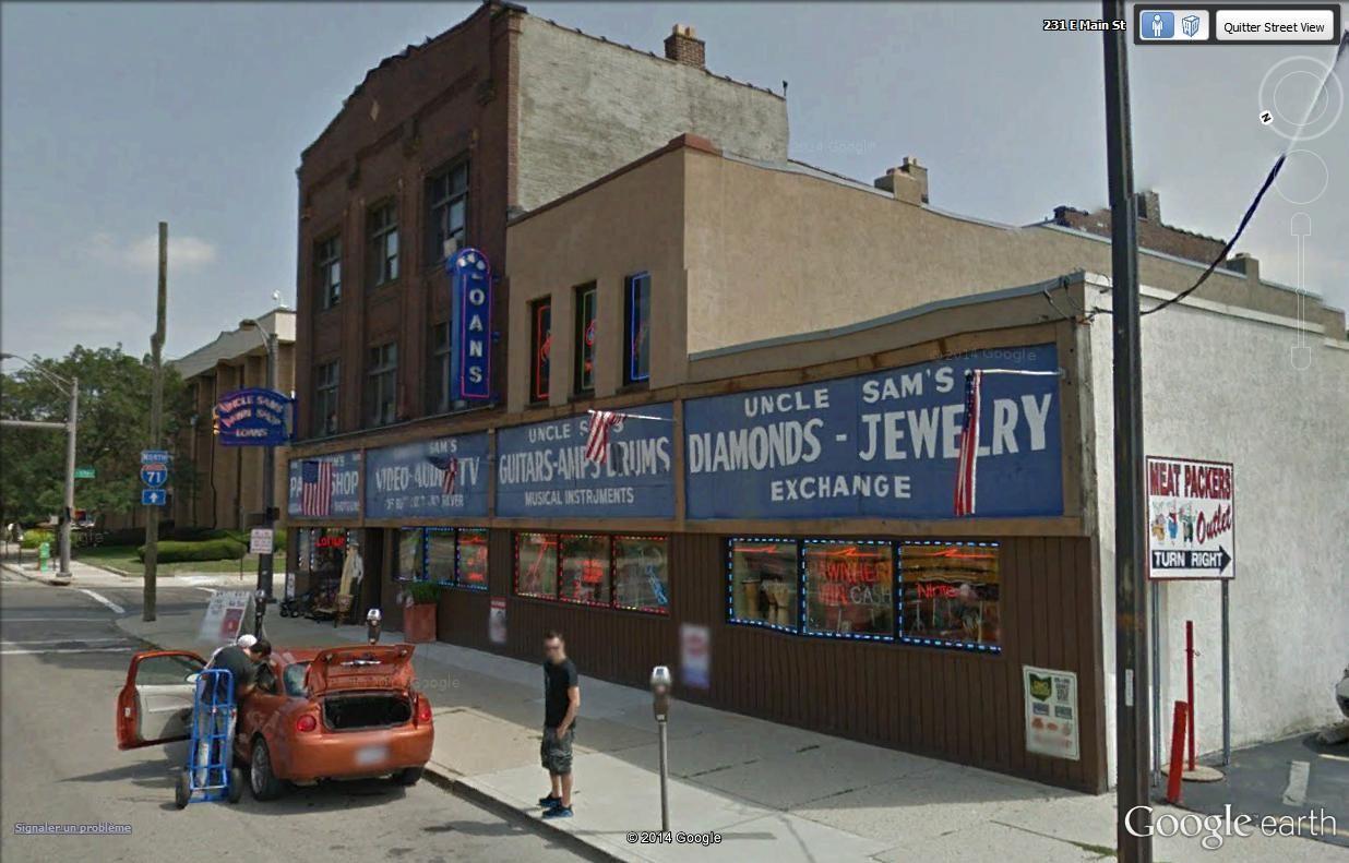 Pawn Shops Columbus Ohio >> Uncle Sam S Pawn Shop Columbus Ohio 39 57 24 49 N 82 59