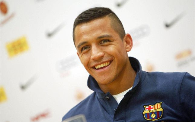 Side Part Undercut Hairstyle Pictures And How To Undercut Hairstyles Alexis Sanchez Side Part Undercut