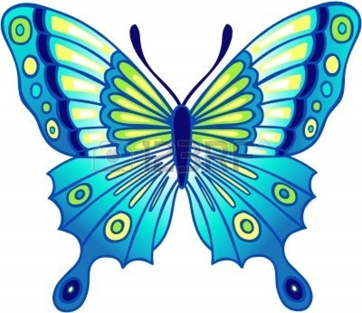 blue butterfly clip art pinterest blue butterfly rh pinterest co uk free clip art butterfly border free clipart butterflies and flowers