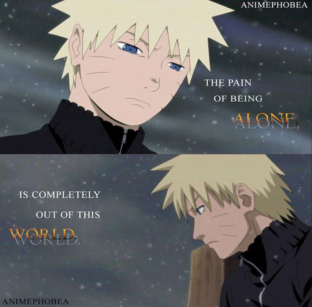 Naruto Uzumaki Naruto Shippuden Anime Quote Naruto