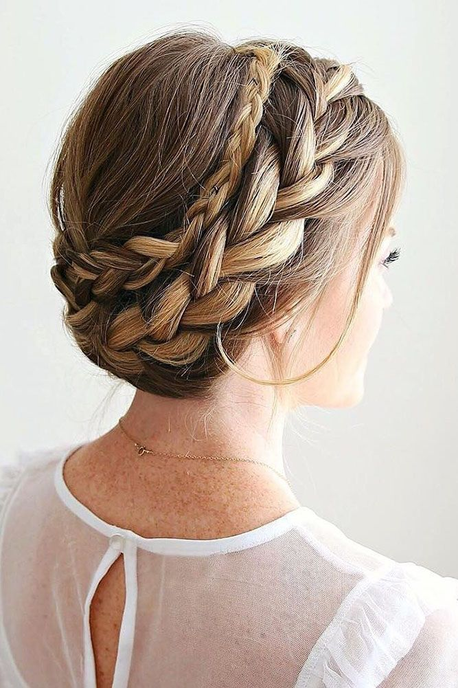 30 Wedding Hairstyles For Thin Hair: 2017 Collection ...