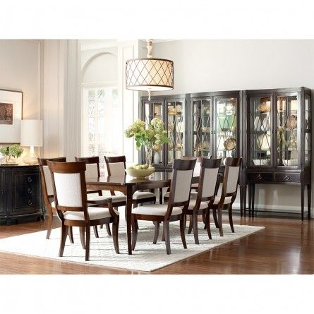 Hgtv Home Furniture Collection Modern Heritage Cerise Leg Dining
