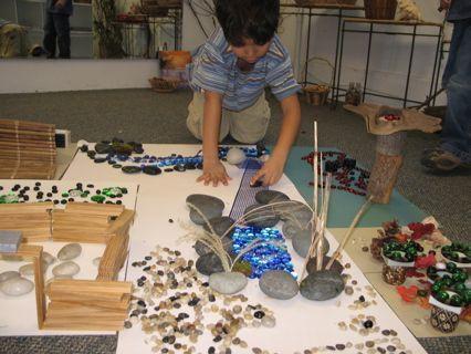 Learning Spaces In Reggio Emilia Inspired Preschools Reggio