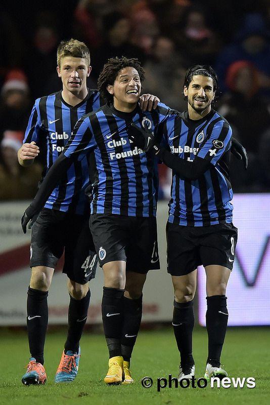 KV Kortrijk Club Brugge Brugge Club Soccer Team