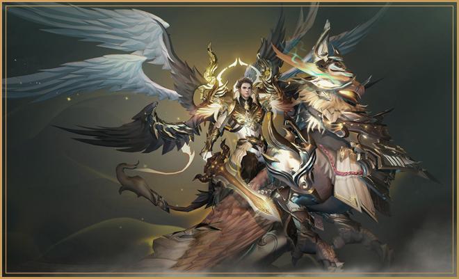 League of Angels III _Free to play LoA3 GTarcade LoA3