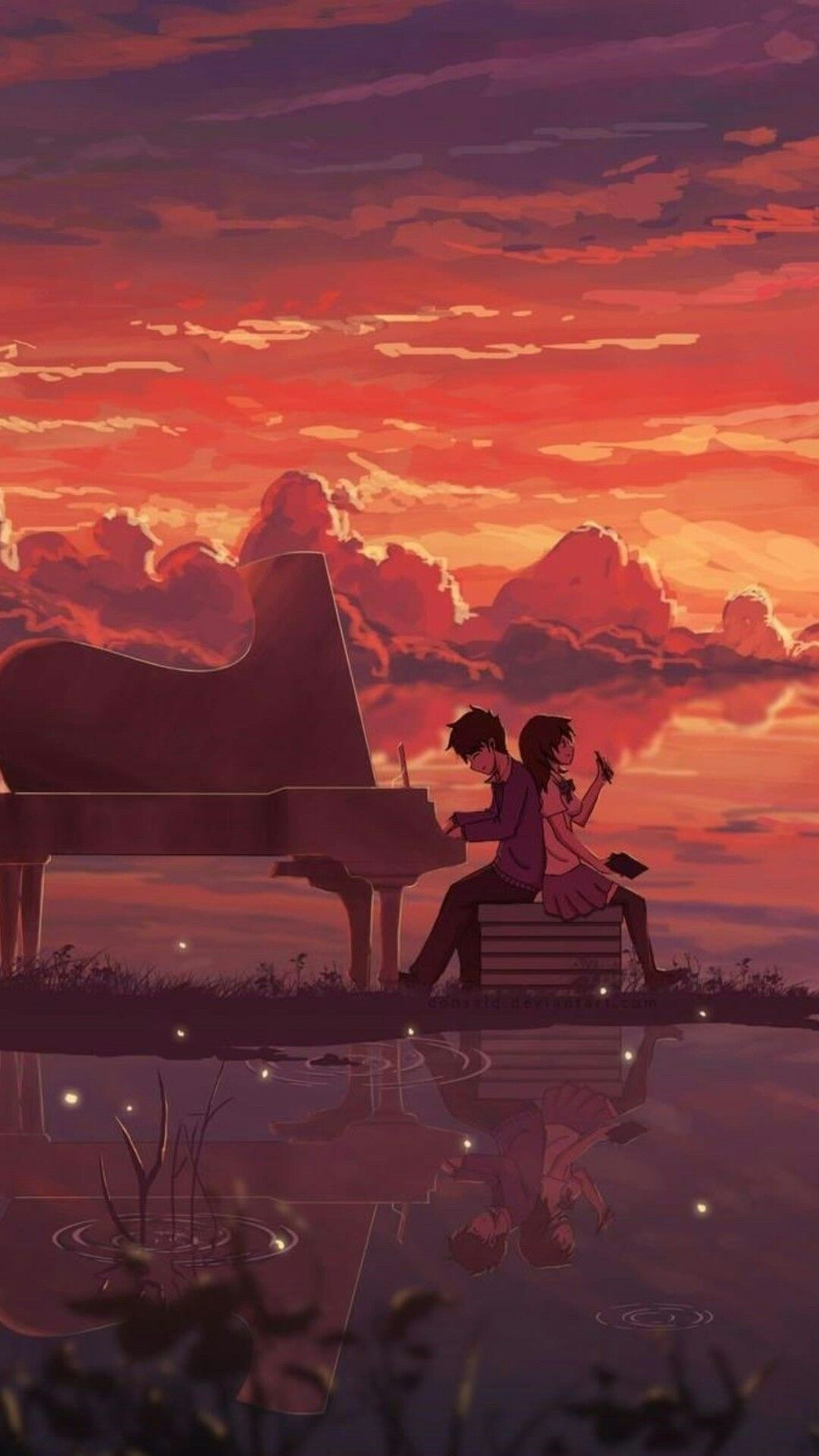 Pin by Monique Garcia on Anime Anime scenery, Anime