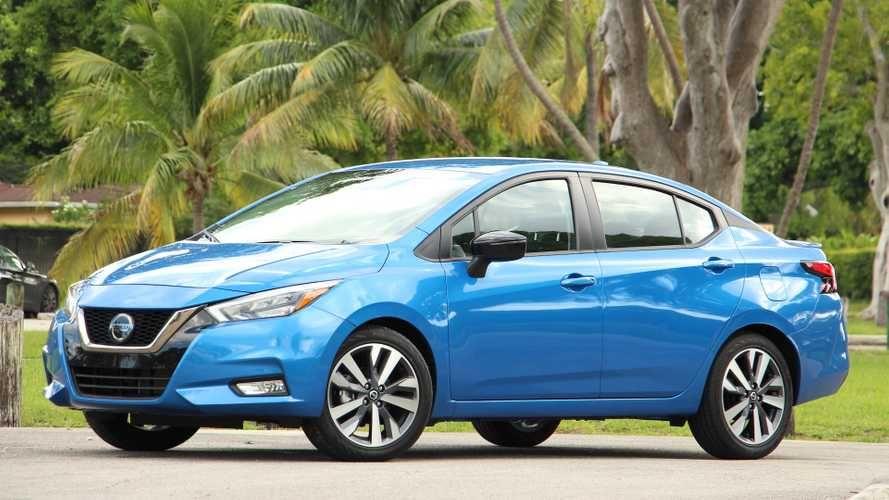 2020 Nissan Versa Review V 2020 G