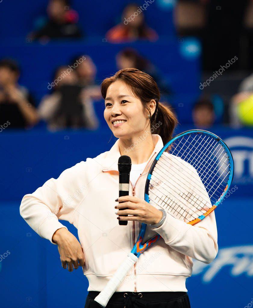 China Chinese Chengdu Sichuan Li Na Tennis Atp 250 Tournament Stock Pho Affiliate Sichuan Li Na China Ad With Images Sichuan Chengdu Si Chuan