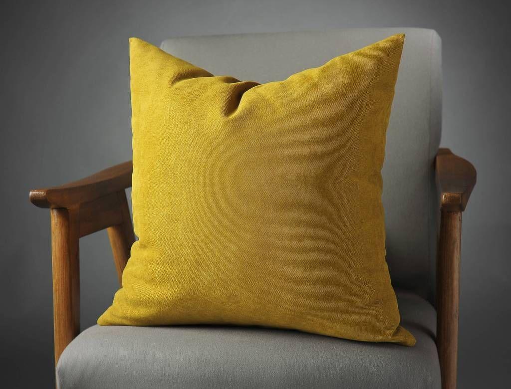 Mustard Pillow Mustard Cushion Mustard Velvet Pillow Mustard Pillow Cover Mustard Pillow Mustard Cushions Velvet Pillows Velvet Pillow Covers