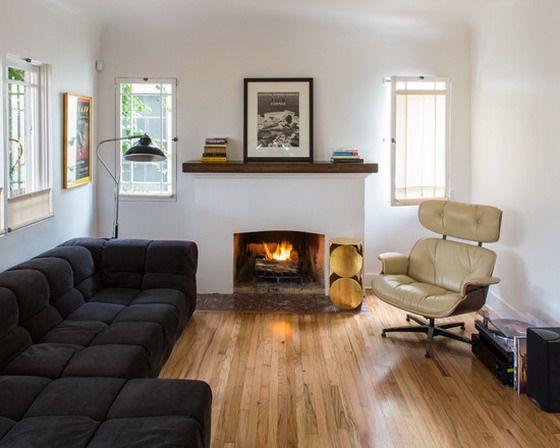 black sofa living room furniture living room ideas classic interior