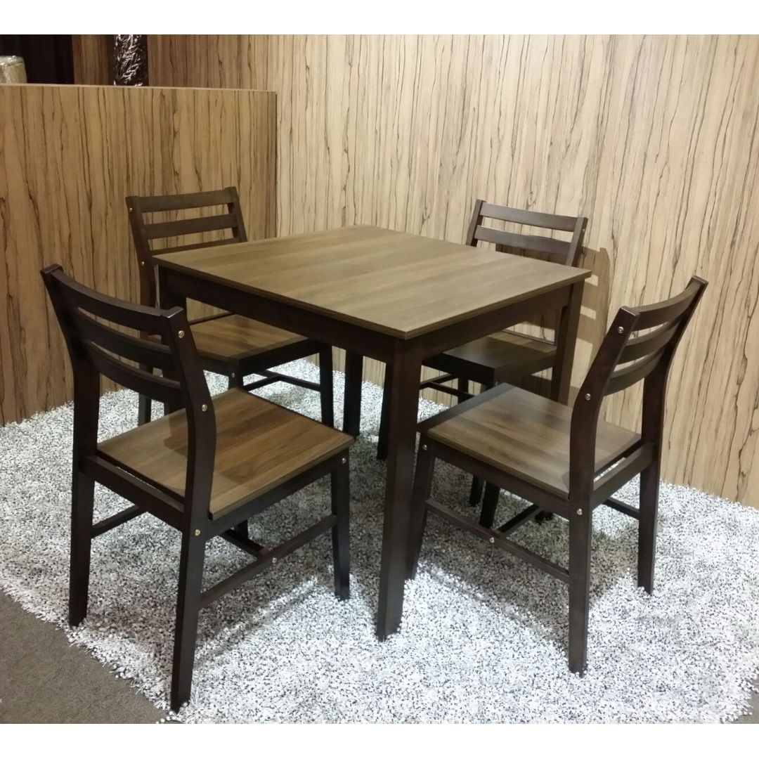 Lovy 4 Seater Dining Set - Usual price $568, now $388 ...
