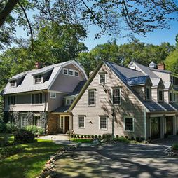 Gambrel Roof Design, Pictures, Remodel, Decor and Ideas - page 3