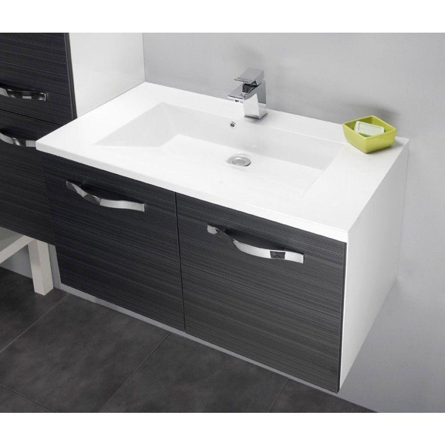 Allibert Bathroom Cabinets Ensemble Meuble Ness Grafit Blanc Mr Bricolage Idces Appart