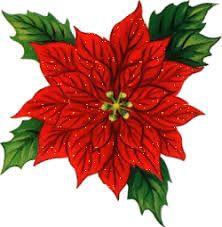 r sultat de recherche d images pour carte a plier imprimer gratuit rh pinterest com free poinsettia clipart free poinsettia clip art flowers