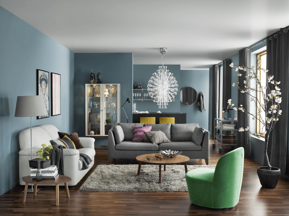 Dekoration Wohnzimmer Ikea Ikea, Couch, Small Sitting Rooms, Living Room  Ideas, Build