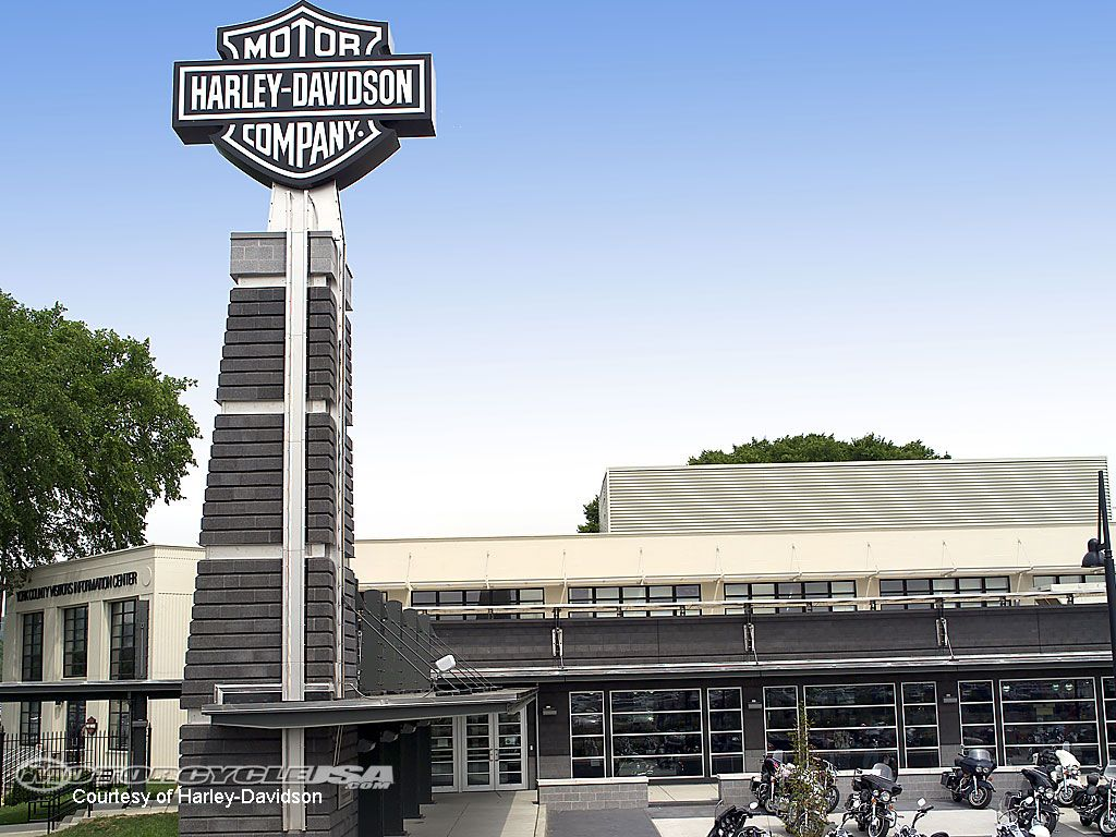 Harley Davidson Factory Tour York, Pa | Ps - Been there done ...