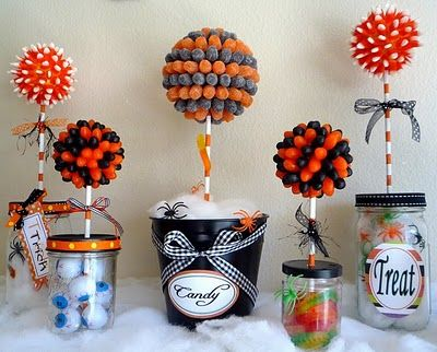 Nashville Event Planning Halloween Party Decor Ideas Haunted - halloween party centerpieces ideas