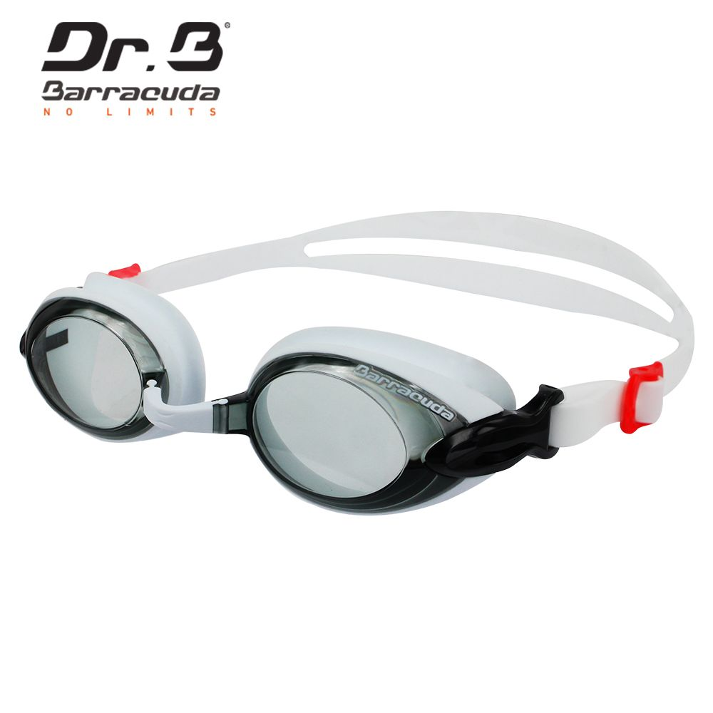 b23f5ca0ba Barracuda Dr.B Optical Swim Goggle BARRACUDA RX with 3 Nose Pieces ...