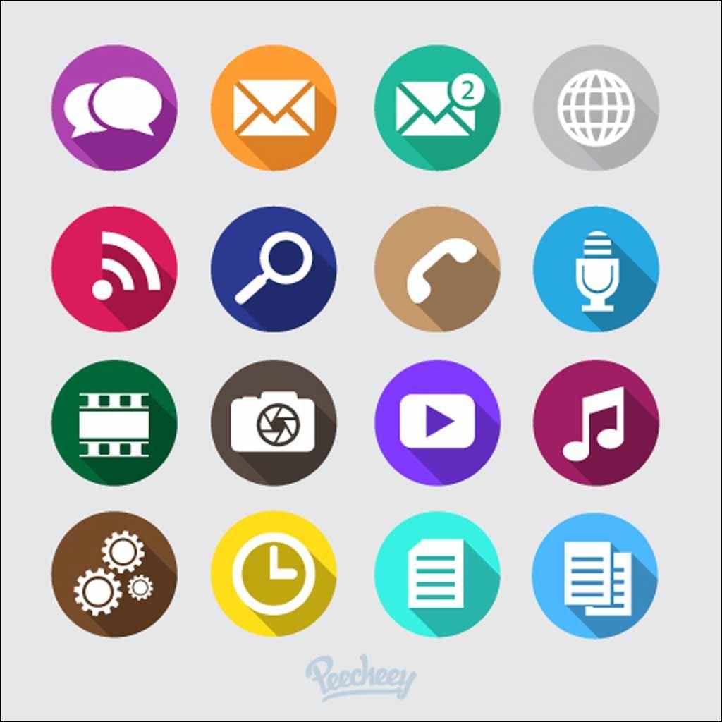 App Icon Design: Best 25+ Phone Icon Ideas On Pinterest