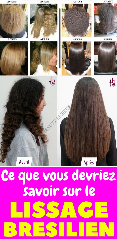 La keratine sur cheveux colores