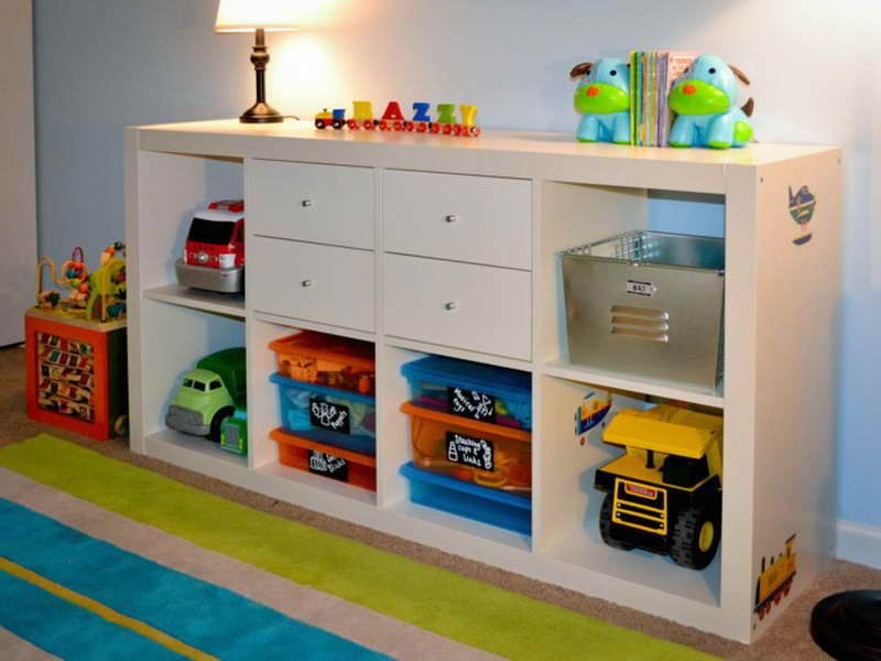 Kids Room Toy Storage Ideas In 2020 Living Room Toy Storage Boy