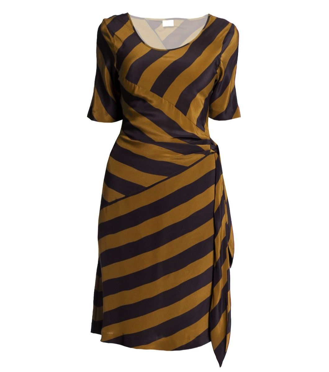 Tigeress Stripe Dress Style Clothes Wardrobes And Fashion