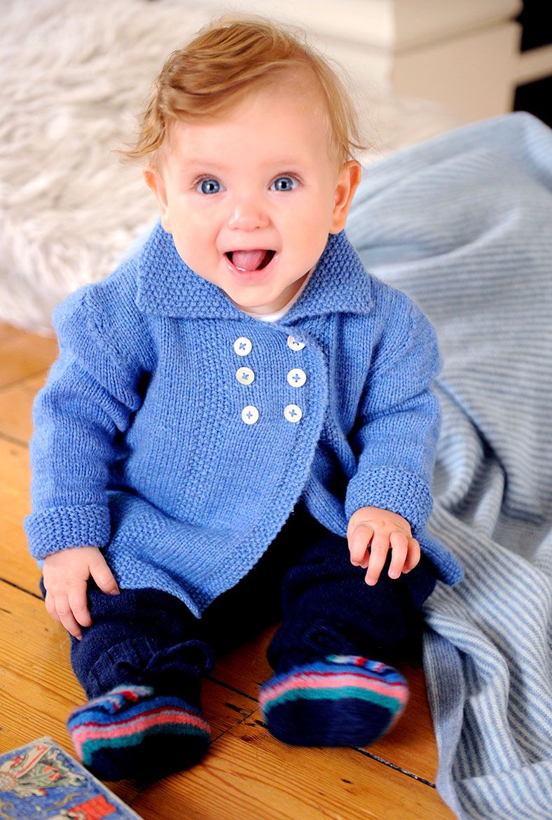 71afe890f Cashmere Hand Knit Vintage Coat - Baby Accessories