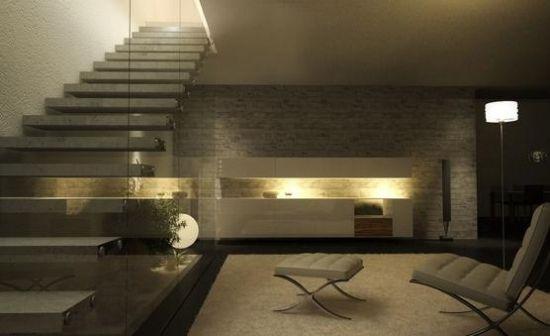 Beton Massiv Treppe-Design Ideen | Stairs | Pinterest | Treppen ...